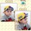 หมวกแก๊ป หมวกเด็กแบบมีปีกด้านหน้า ลาย PAW (มี 5 สี) thumbnail 7