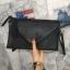 กระเป๋าสะพาย ปรับเป็นคลัชได้ สีดำ รุ่น KEEP Doratry shoulder &clutch bag thumbnail 2