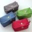 กระเป๋าใส่ชุดชั้นใน กางเกงชั้นใน ขนาดใหญ่พิเศษ แบ่งช่องสองด้าน ใส่ได้หลายตัว มี 4 สี 4 ลาย thumbnail 5