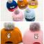 หมวกแก๊ป หมวกเด็กแบบมีปีกด้านหน้า ลาย COOL (มี 4 สี) thumbnail 6