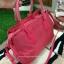 กระเป๋าถือ/สะพาย Mango Nylon Bag สวยหรู ดูดี กระเป๋าทำจากผ้าไนล่อน แต่งโลโก้สีทอง ทรง Tote รุ่นใหม่ล่าสุดออกแบบสไตล์ Prada รุ่นยอดนิยม thumbnail 18