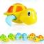 ของเล่นลอยน้ำ เต่าน้อยว่ายน้ำ ไขลาน NanaBaby thumbnail 4