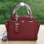 LYN Madison Bag สีแดง กระเป๋าถือหรือสะพายทรงสวย รุ่นใหม่ล่าสุด วัสดุหนัง Saffiano thumbnail 7