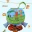 หนังสือผ้า 3 มิติ สัตว์โลกน่ารัก Jollybaby Farm&Jungle Animal 3D Book thumbnail 4