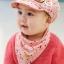หมวกแก๊ปและผ้ากันเปื้อน Where Are We Going? Dad! เด็ก 3-24 เดือน thumbnail 7