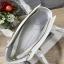 กระเป๋าถือสะพาย อยู่ทรงสวย ขนาดกำลังดี สีขาว CHARLES & KEITH CITY BAG CK2-50780253 thumbnail 3