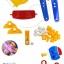 ที่นั่งรองชักโครกแบบมีบันได Loz สำหรับเด็กวัย 2-7 ปี thumbnail 14