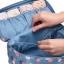 DINIWELL กระเป๋าใส่ชุดชั้นใน กางเกงใน รุ่นพิเศษ เหมาะทั้งหญิง และชาย ช่องเยอะ ผลิตจากโพลีเอสเตอร์คุณภาพสูง กันน้ำ thumbnail 23