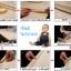เส้นยางกันกระแทกเด็ก กันขอบมุม รูปตัว L แบบหนานุ่ม ยาว 2 เมตร แถมเทปกาวสองหน้าฟรี thumbnail 6