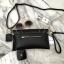 กระเป๋า PARFOIS Clutch bag with strap แถมฟรี สาย 3 แบบ คุ้มมากค่ะ thumbnail 4