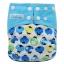กางเกงผ้าอ้อมซักได้ ชาโคลใยไผ่ Nana Baby Bamboo Charcoal Diaper thumbnail 24