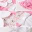 ชุดเดรสเด็กหญิง Augelute คอบัวแขนยาวตุ๊กตา สวยหรู (วัย 3-24 เดือน) thumbnail 13