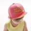 หมวกแก๊ป หมวกเด็กแบบมีปีกด้านหน้า ลาย HAPPY PRINCE (มี 2 สี) thumbnail 4