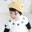 HT359••หมวกเด็ก•• / หมวกแก็ปมือมิกกี้ (สีเหลือง) thumbnail 2