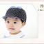 HT335••หมวกเด็ก•• / หมวกแก็ป baby mouse (สีดำ) thumbnail 3