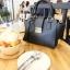 กระเป๋า Amory Leather Mini Lock City Bag Twoto สีดำ thumbnail 4