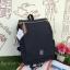 กระเป๋าเป้ Anello flap rucksack polyester canvas แบรนด์ดังรุ่นใหม่มาอีกแล้วว วัสดุผ้าแคนวาสเนื้อดี ยังคงเอกลักษณ์ความกว้างของปากกระเป๋าเพื่อการใช้งานที่ง่ายและสะดวก รุ่นนี้มีช่องเก็บสัมภาระมากมาย ทั้งภายในและภายนอก ด้านข้างใส่ขวดน้ำได้ ด้านหลังยังคงเป็นช่ thumbnail 18