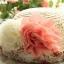 หมวกปีกสาน สไตล์เกาหลี ประดับดอกไม้ผ้าสวยหวานน่ารัก thumbnail 6