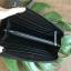 KEEP Gissy zipper Genuie Leather Wallet 2017 สีดำ thumbnail 3
