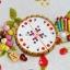 ของเล่นไม้ เซตตกแต่งหน้าเค้ก Wooden Decoration Cake Set by Mother Garden thumbnail 3
