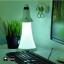 โคมไฟจรวดอวกาศ ระบบสัมผัส Rocket Lamp thumbnail 6