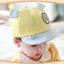หมวกแก๊ป หมวกเด็กแบบมีปีกด้านหน้า ลายหมีน้อย (มี 4 สี) thumbnail 11