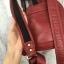 กระเป๋าเป้ Keep Leather Bag Mini Backpack Burgundy ราคา 1,890 บาท Free Ems thumbnail 6