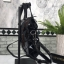กระเป๋า David Jones Tote ตัวกระเป๋าเย็บติดด้วยแผ่นอคิลิค ราคา 1,690 บาท ส่ง Ems Free thumbnail 4