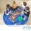 ถุงรูดเก็บของเล่น+แผ่นรองนั่งเล่น 2 in 1 Toys Fast Pouch Pad thumbnail 5