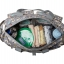 Ecosusi กระเป๋าสัมภาระสำหรับคุณแม่ กระเป๋าใส่ผ้าอ้อม แขวนรถเข็นเด็กได้ หิ้ว หรือสะพายไหล่ได้ (Grey Cute Tree) thumbnail 26