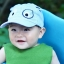หมวกแคปเด็กอ่อน ปักรูปหน้าสัตว์ มีหูตั้ง น่ารัก ขนาด 6-18 เดือน thumbnail 4