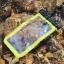 สุดคุ้ม ซองกันน้ำมือถือคุณภาพดี ป้องกันสิ่งสกปรก อยู่ในน้ำยังทัชสกรีน ถ่ายรูป หรือวิดีโอได้ชัดเจน ผลิตจาก PVC ใส ใส่มือถือได้ทุกขนาด มีสายห้อยคอ thumbnail 12