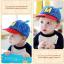 หมวกแก๊ป หมวกเด็กแบบมีปีกด้านหน้า ลาย M-มิกกี้ (มี 4 สี) thumbnail 9