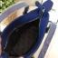 กระเป๋า GUESS SAFFIANO MINI CROSS BODY BAG 2016 สีน้ำเงิน ราคา 1,290 บาท Free Ems thumbnail 6
