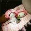 หมอนผ้าห่มตุ๊กตา My Melody thumbnail 3