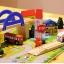 บล็อกไม้สร้างถนนและสวนหย่อม Rail Overpass Set 40 ชิ้น thumbnail 11