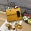 กระเป๋า Infinity Mini Croc City Bag สีเหลืองมัสตารค์ ราคา 890 บาท Free Ems thumbnail 5