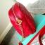 กระเป๋า Mango สะพายข้าง สุดเก๋ ดีไซน์สวย สีแดงสด ทรงครัชท์ จาก MANGO แท้ พร้อมส่ง Shoulder Bag Clucth thumbnail 2