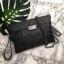 กระเป๋า KEEP Clutch bag with strap Size M ราคา 1,490 บาท Free Ems ค่ะ #ใบนี้หนังแท้ค่ะ thumbnail 2