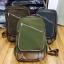 กระเป๋าเป้ Vintage Nubuck Leather Backpack thumbnail 5