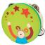แทมบูรินไม้เคาะจังหวะสำหรับเด็ก การ์ตูนคละลาย - Tambourine musical educational toy thumbnail 5