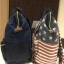 กระเป๋า Anello DENIM MULTI Rucksack (Classic / STD) กระเป๋าเป้แบรนด์ดังจากญี่ปุ่นสุดฮิตจนฉุดไม่อยู่ รุ่นนี้วัสดุ CANVAS DENIM Fabric เนื้อยีนส์หนานิ่มคุณภาพดีดีไซน์สวยเก๋ คงความโดดเด่นที่ดีไซน์ปากกระเป๋ามีโครงทำให้ตัวกระเป๋าเป็นทรงสวย เปิดได้กว thumbnail 13
