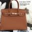 กระเป๋าหนังแท้สไตล์ยอดฮิตมี 2 ขนาด ทรงยอดฮิต หนังวัวแท้ย้อมสีเเนียนเรียบทั้งผืน (Genuine leather100%) thumbnail 9