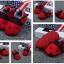 รองเท้าเด็กอ่อน ลายเต่าทอง วัย 0-12 เดือน thumbnail 2