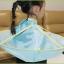 ผ้าคลุมตัดผมเด็ก แบบเก็บผมไม่ร่วงลงพื้น สำหรับเด็กวัย 0-12 ปี thumbnail 3