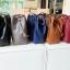 กระเป๋า Amory Leather Everyday Tote Bag สีแดง กระเป๋าหนังแท้ทั้งใบ 100% thumbnail 14