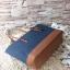กระเป๋าถือหรือสะพาย Guess Peak Navy Blue Tote Shoulder Bag ราคา 1,690 บาท Free Ems thumbnail 4
