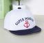 หมวกแก๊ป หมวกเด็กแบบมีปีกด้านหน้า ลาย SUPER MARINE (มี 4 สี) thumbnail 22