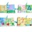 หนังสือผ้านับเลข 0-9 Learning with Number by Jollybaby thumbnail 7