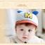 หมวกแก๊ป หมวกเด็กแบบมีปีกด้านหน้า ลาย M-มิกกี้ (มี 4 สี) thumbnail 21